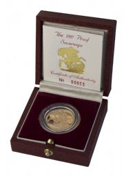 1987 Proof Full Sovereign